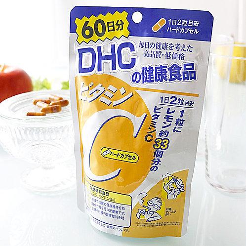 DHC Vitamin C Capsules 60-day