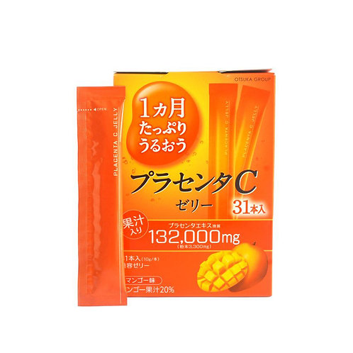 Otsuka Placenta C Jelly (Mango Flavor)