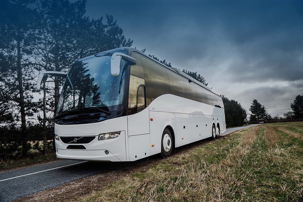 Coach Hire Direct Brand New coach