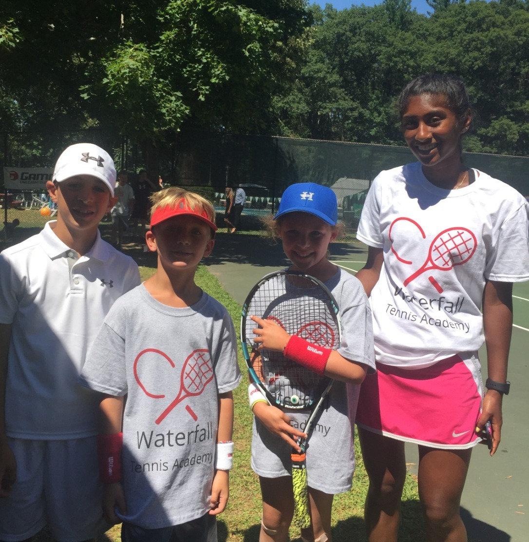 Kids Indoor Tennis Clinics