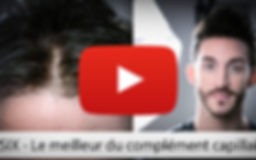 Une nouvelle vidéo BYSIX, le meilleur du complément capillaire