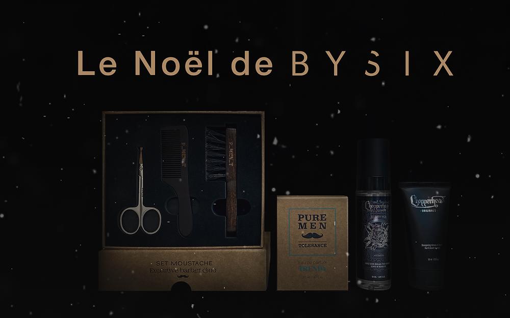 réduction de noel BYSIX