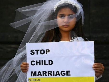 Les mariages forcés, une réalité.