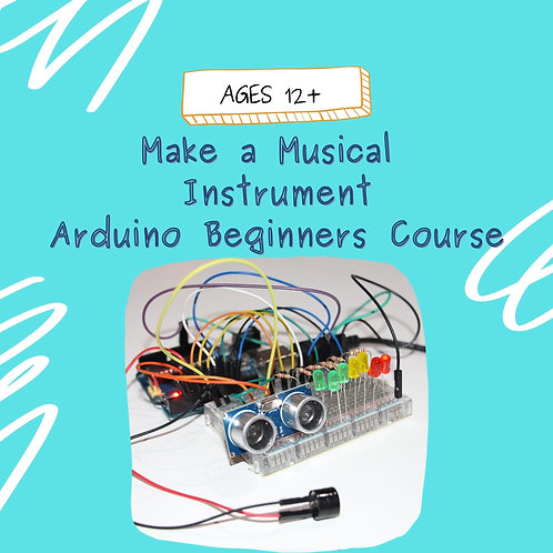 Make an Arduino Theremin