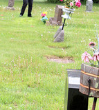 angels visit finlayson cemetery pick new