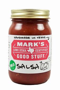 Mark's Good Stuff Mild Salsa