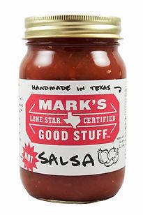 Mark's Good Stuff Hot Salsa