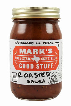 Mark's Good Stuff Roasted Salsa