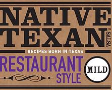 Native Texan Restaurant Style Salsa