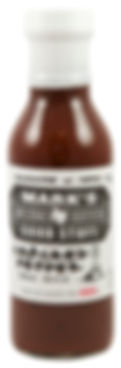 Mark's Good Stuff Cracked Pepper BBQ Sauce
