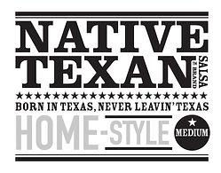 Native Texan Home-Style Salsa