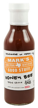 Mark's Good Stuff Honey Bee BBQ Sauce