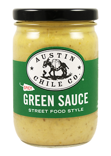 Austin Chile Co. Green Sauce Spicy