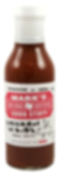 Mark's Good Stuff Chicken 'N Ribs BBQ Sauce