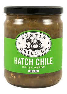 Austin Chile Co. Hatch Chile Salsa Verde