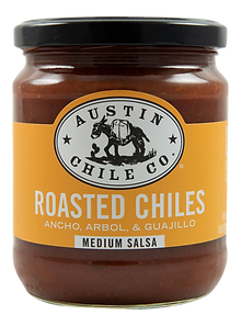 Austin Chile Co Roasted Chiles