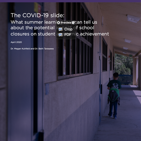 Covid Slide