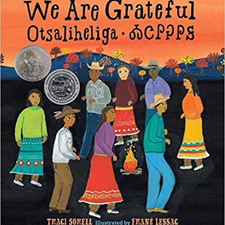 These are few of our favorite books for this season of gratitude!