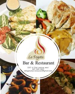 La Fogata Bar & Restaurant #lafogata🔥 #newrestaurant #allin1place #foodporn #drinks #restaurant #ba