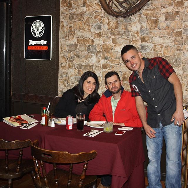Our happy customers here at la Fogata Bar and restaurant 1157 st Clair avenue west.jpg.jpg.jpg