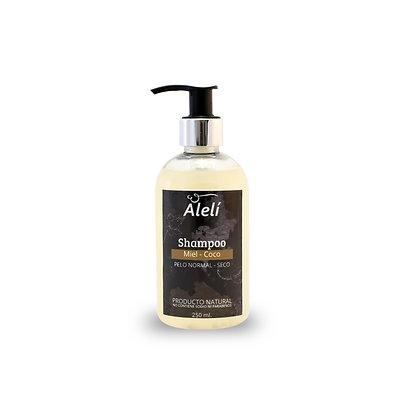 Shampoo Miel Coco