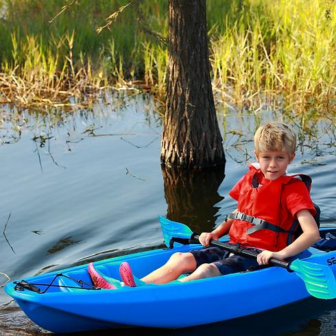 Kayak Recreativo Sit On Caiquen Niño Niña