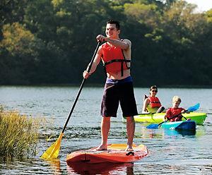 Paddles Rígidos Seaflo Kayak Chile