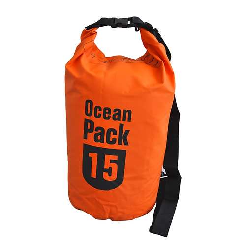 Bolso Seco Ocean Pack de 15Litros