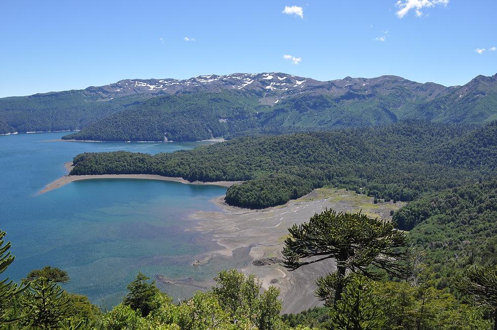 Lago Conguillio Seaflo Kayak Chile