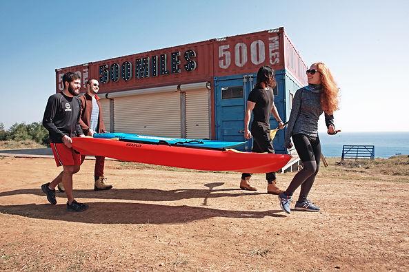 Kyaks Seaflo Kayak Chile