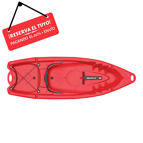 Kayak Recreativo Sit On Huallata Adulto + Niño/a