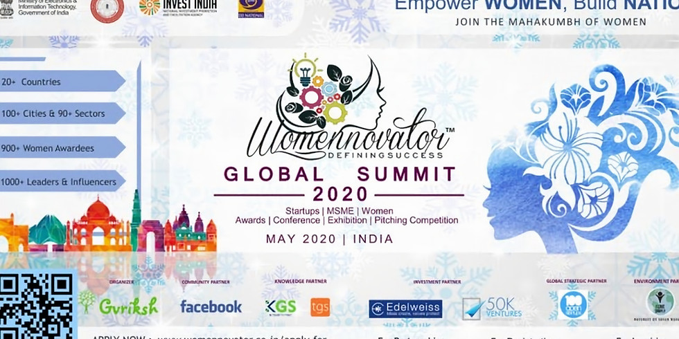 Womennovator Global Summit 2020