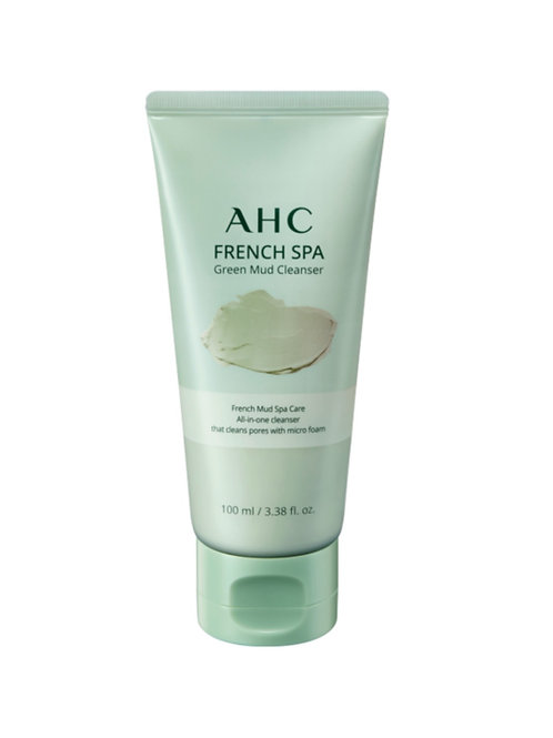 AHC FRENCH SPA GREEN MUD CLEANSER, 100ml