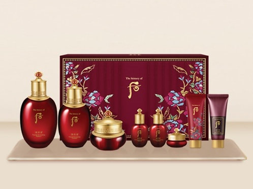 THE HISTORY OF WHOO ESSENTIAL REVITALIZING SET