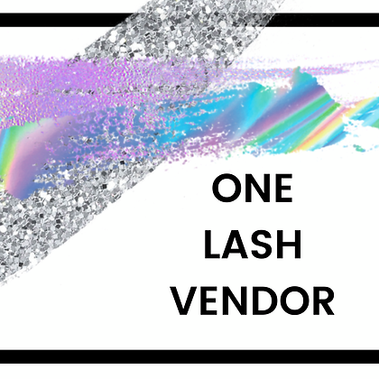 One Lash Vendor