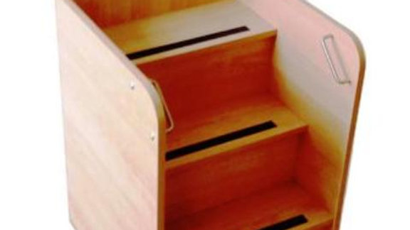 Escaliers d'appoint/Extra stairs