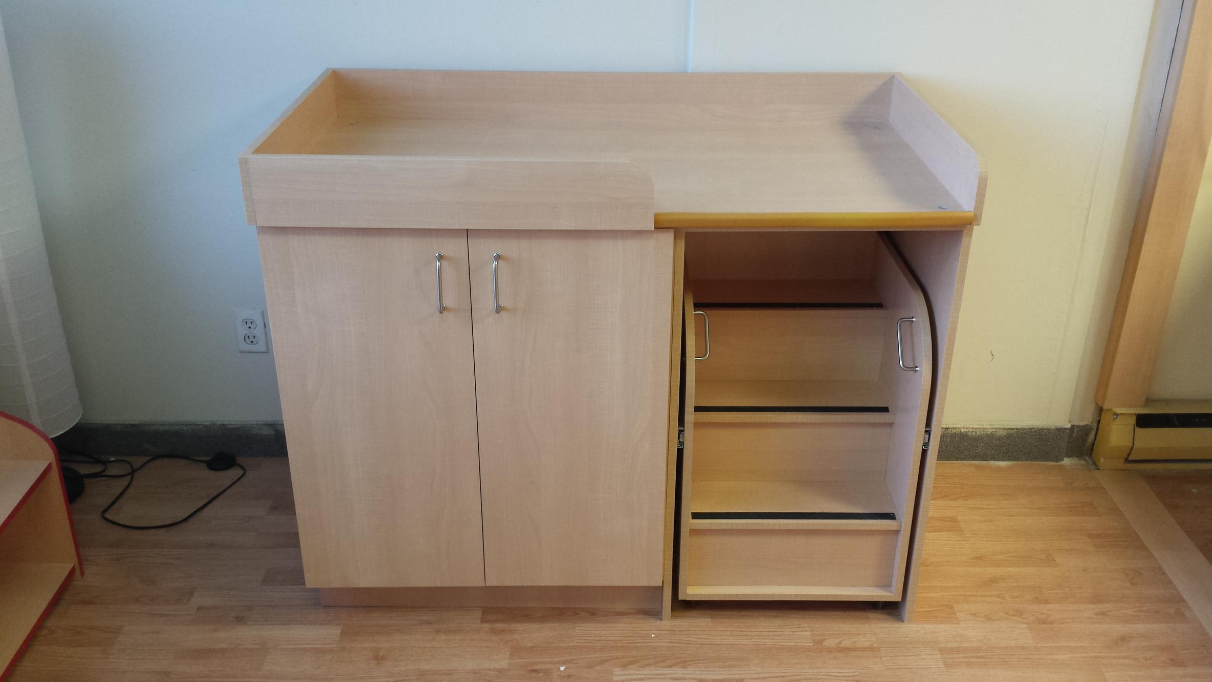 Meuble De Rangement Pour Garderie meuble garderie montréal, ameublement pour garderie, table a