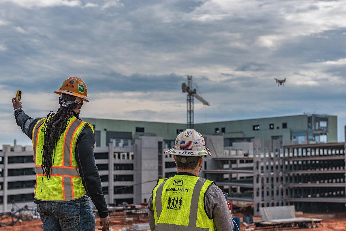 Construction Full-Day Flight