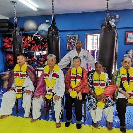 GM Richard Yap And Assist. Shihan Rebecca Invited To Taekwon-Do Seminar At Xtreme Martial Arts
