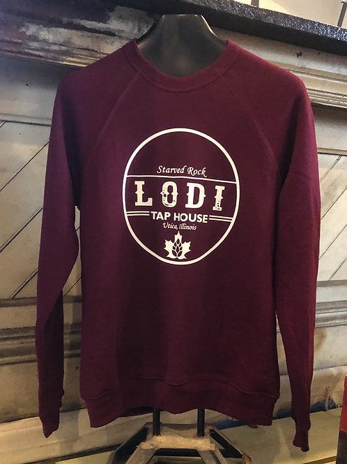Lodi Utica - Sponge Fleece Crewneck Sweatshirt