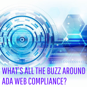 ADA Compliance matters for your website.