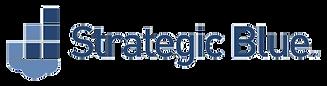 Strategic Blue Logo - colour transparent