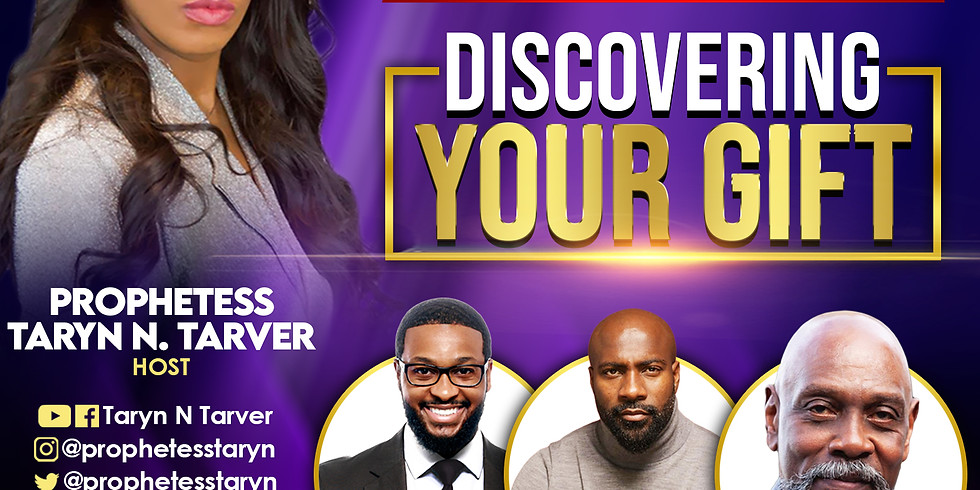 Men's Meeting: Discovering Your Gift