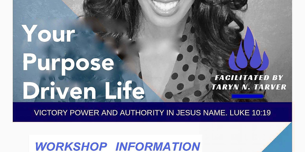 Your Purpose Driven Life