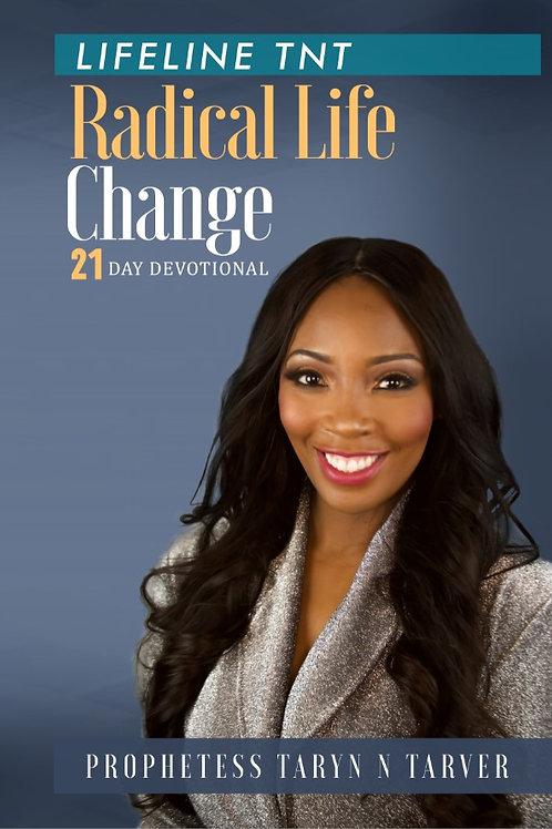 Lifeline TNT Radical Life Change: 30 Day Devotional *E-BOOK*