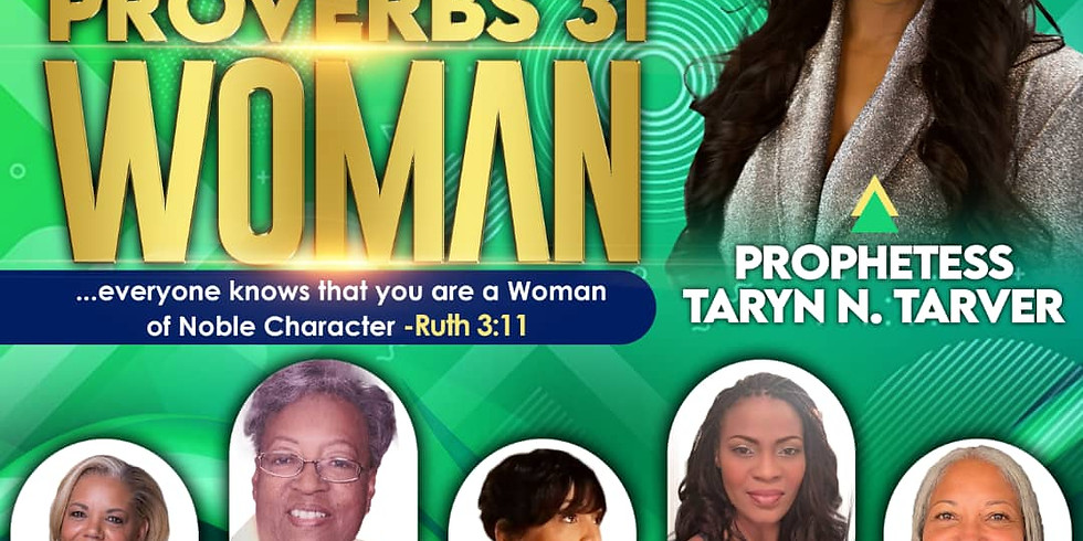 Women Of Noble Character: Becoming a Proverbs 31 Woman