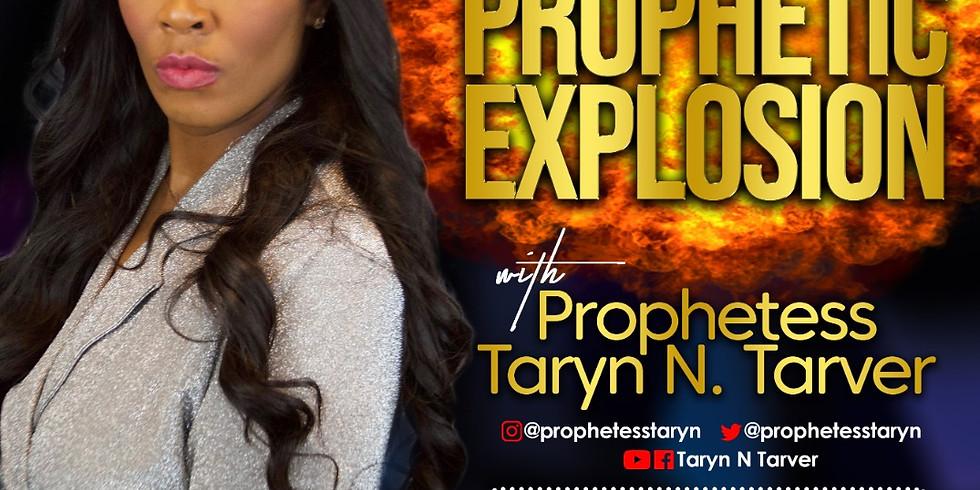 Prophetic Explosion Wednesday Night Leadership Class