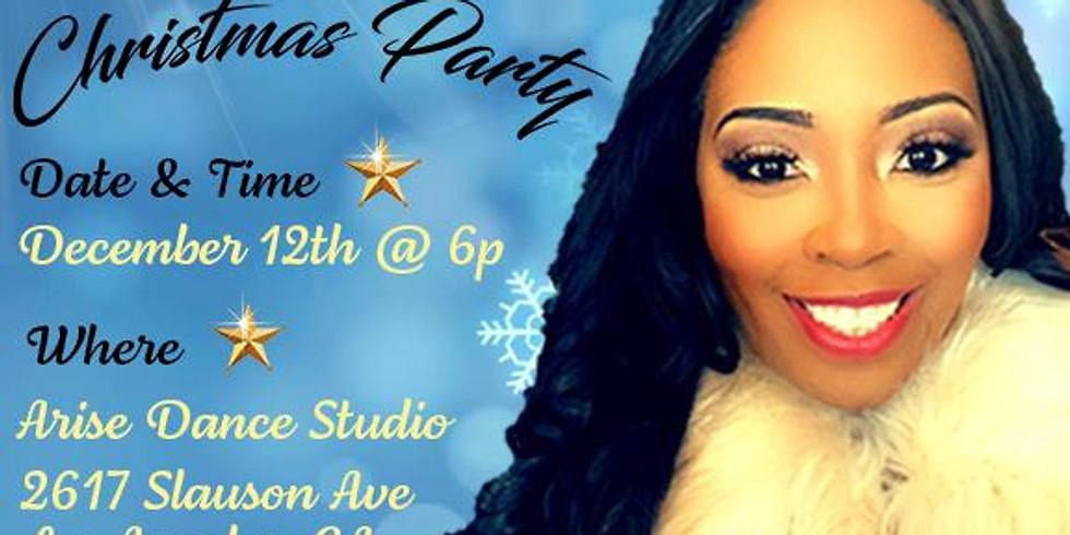 Lifeline TNT Christmas Party & Album Release Party