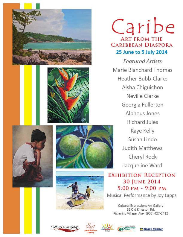 Caribe Group Exhibition