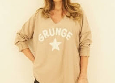Tunique GRUNGE Beige